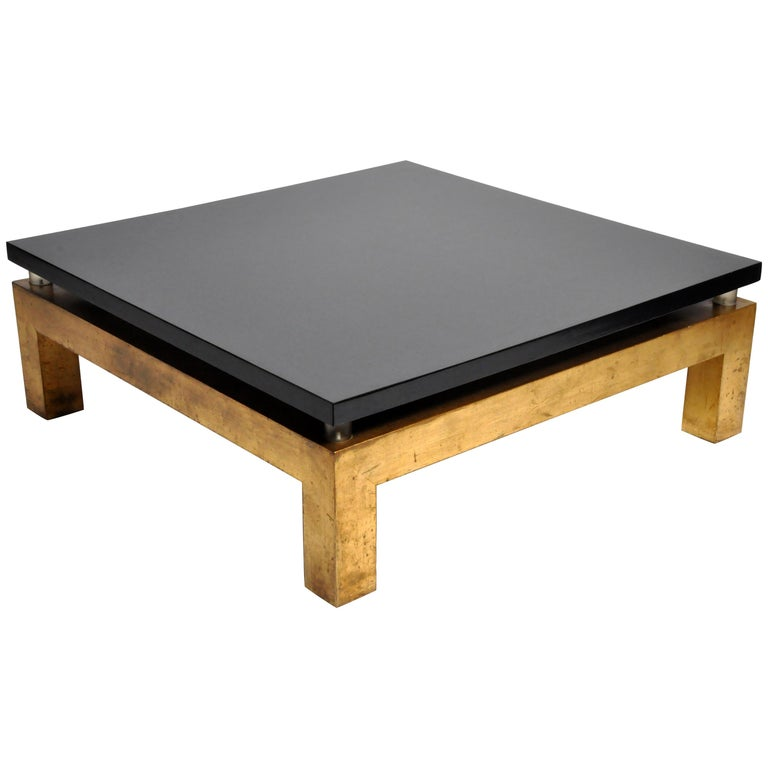 Mid-Century Modern French Coffee Table For Sale
