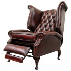 Chesterfield Armchair Club Chair Chairs Baroque Antique