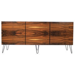1960s Omann Jun, Upcycled Danish Palisander Sideboard