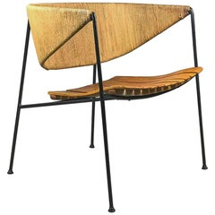 Modernist Lounge Chair by Arthur Umanoff for Shaver Howard & Raymor