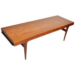Mid-Century Modern Coffee Table with Storage