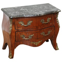 Miniature French Marble-Top Commode
