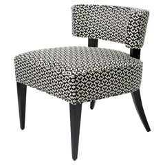 Melrose lacquered Chair