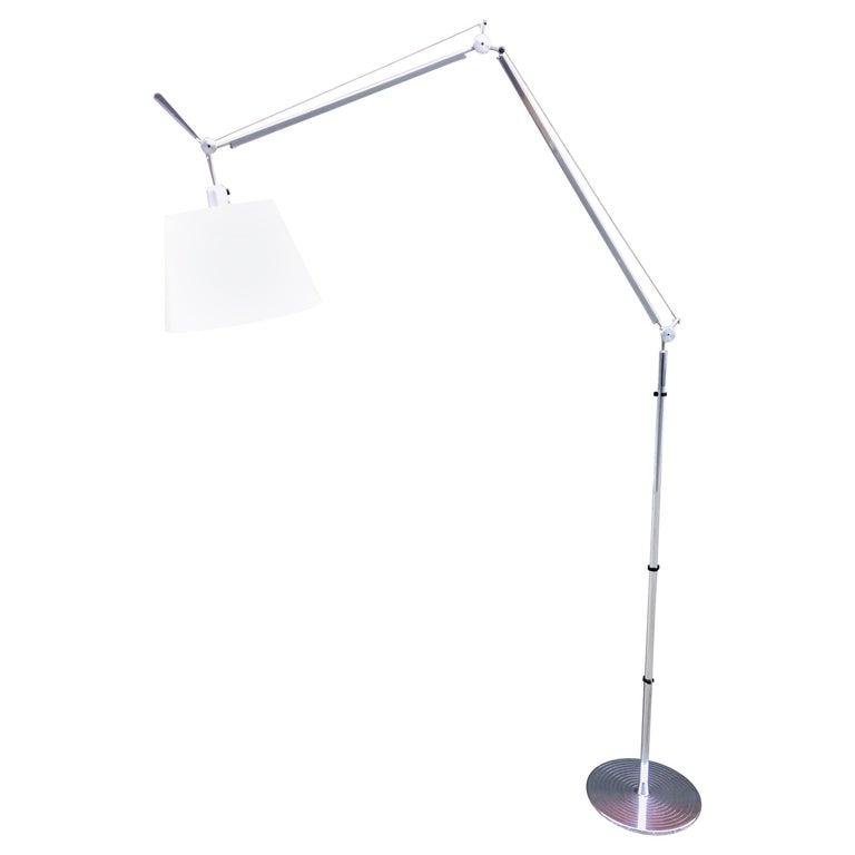 Tolomeo Mega Floor Lamp by Artemide For Sale