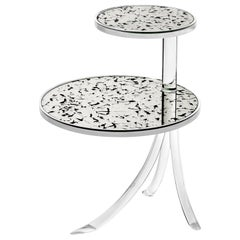 Archer Contemporary Acrylic Table