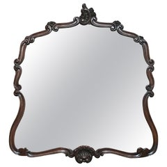 French Rococo Style Mirror Frame