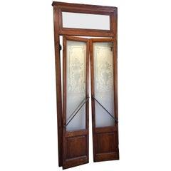 Iron Doors and Gates