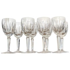 Waterford Kildare Claret Glasses, Set of 8
