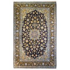 Mesmerizing Early 20th Century Tehran Rug