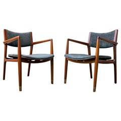 Pair of Mexican Midcentury Lounge Chairs