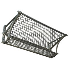 SNCF French Rail Way Luggage Rack, 1950