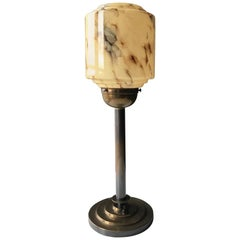 Danish Art Deco Table Lamp Voss