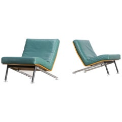 1960s Low Lounge Chair by Felice Rossi Set of 2