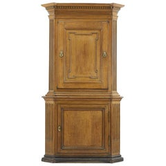 18th Century French Oak Cabinet