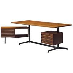 Osvaldo Borsani Rosewood 'T95' Desk