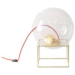 Vítrea Contemporary Decorative Minimalist Table Lamp by Cristiana Bertolucci