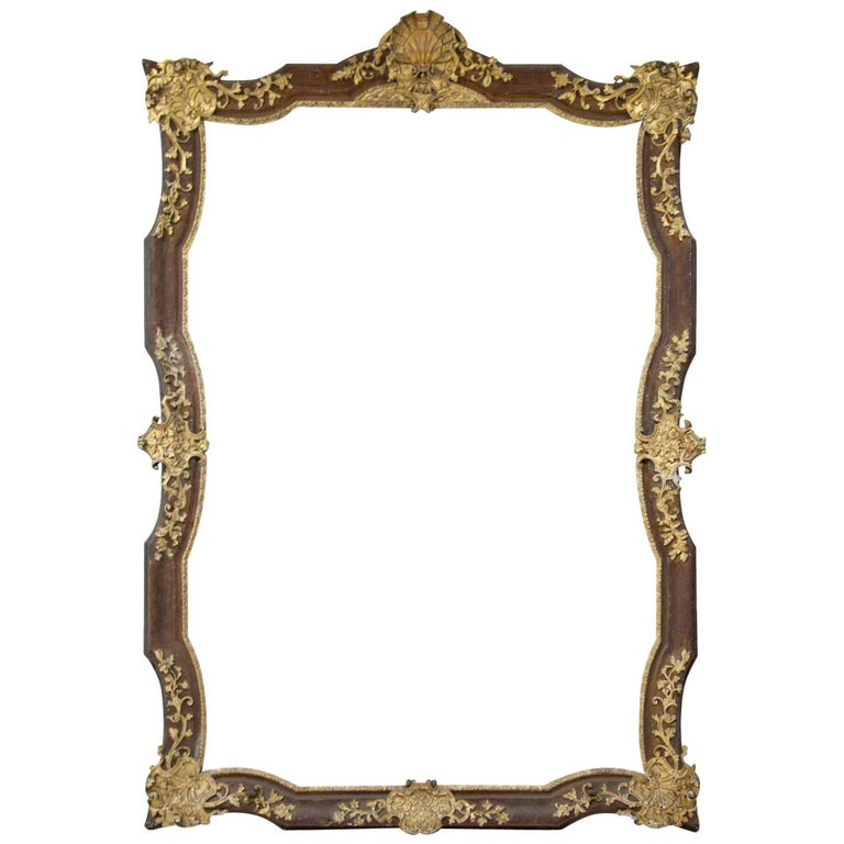 Monumental Baroque Frame, 18th Century 1