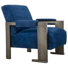 Sol Armchair - Metal Finish - Size I