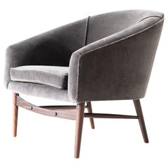 Lawrence Peabody Lounge Chair for Craft Associates