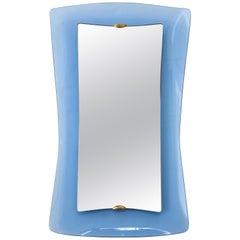 Rare Fontana Arte Mirror