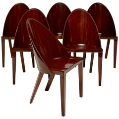 Philippe Starck Royalton Dining Chairs
