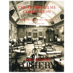 """The Leverhulme Collection: Thornton Manor, Wirral Merseyside - Volume One"" Book"