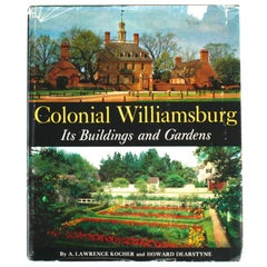 Colonial Williamsburg, Its Buildings and Gardens