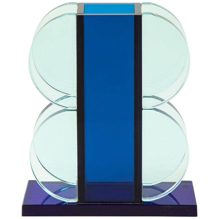 Ettore Sottsass for Fontana Arte Vase Model 2664 For Sale