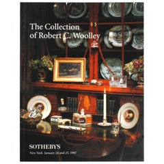 Sotheby's, The Collection of Robert C. Woolley