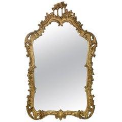 Chippendale Rococo Style Mirror