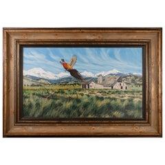 Rooster Prairie by Michael Melander