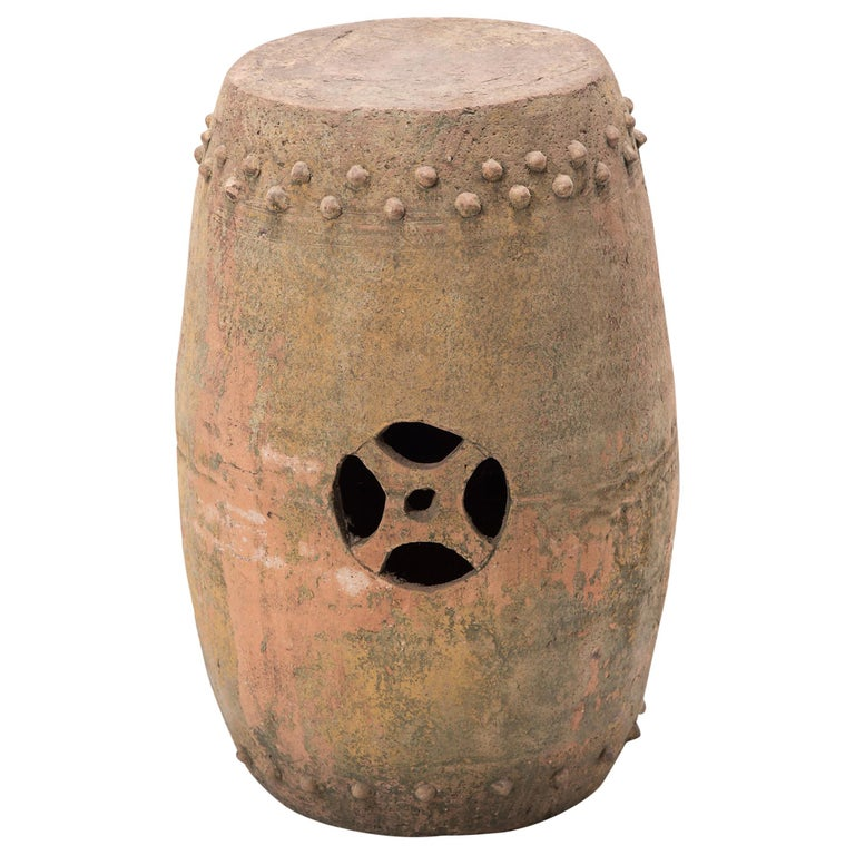 Chinese Pingyao Garden Stool For Sale