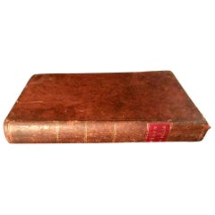 1820 Book, Enquiry into the Duties of the Female Sex, 1st American Edition