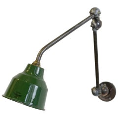 Articulated Task Lamp by Maxlume, circa 1930s