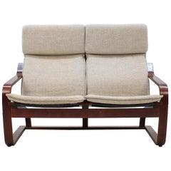 1980 Bentwood Two-Seat Sofa, Ton Czechoslovakia