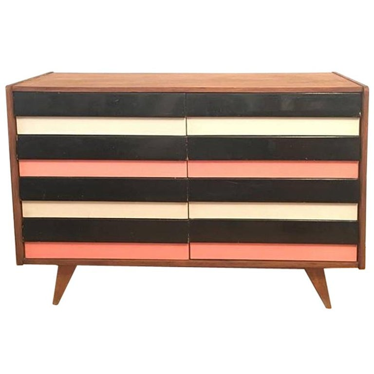 Dresser Jiri Jiroutek for Interier Praha – U 453 For Sale