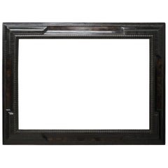 19th Century Italian Large Wood Frame