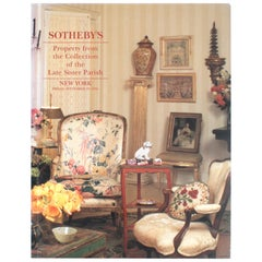 Sotheby's 1995 Catalogue, Property from the Collection of the Late Sister Parish