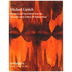 Sotheby's London, Michael Lipitch, Furniture and Decorations