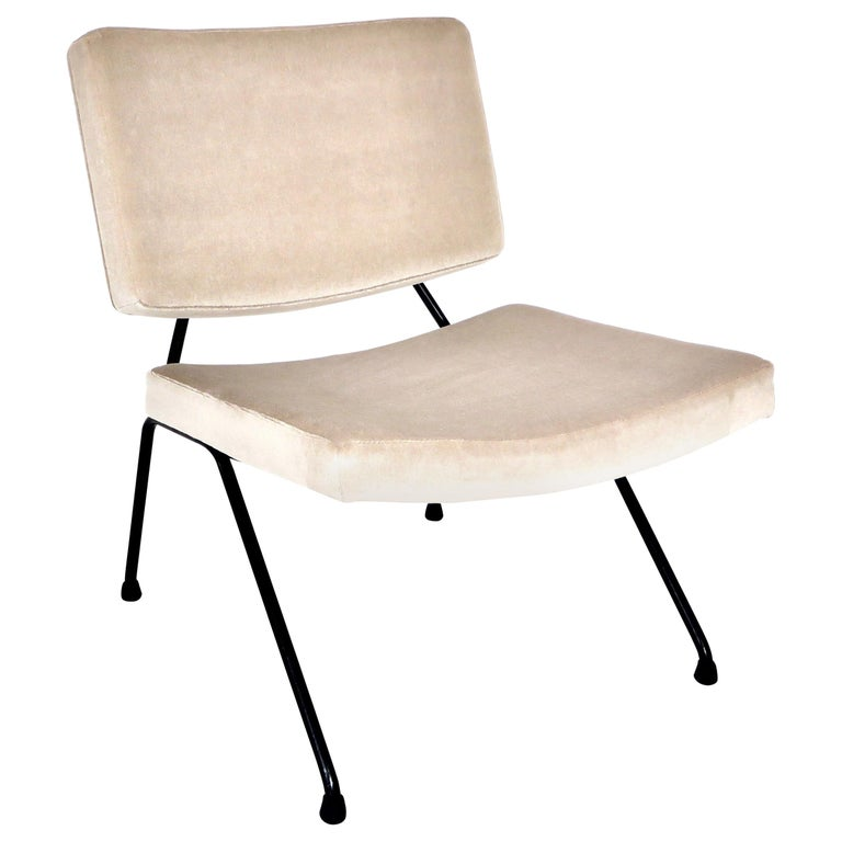 Pierre Paulin CM190 Lounge Chair for Thonet For Sale