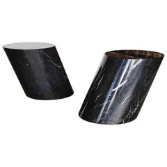 Marble Stump Table by Lucia Mercer for Knoll