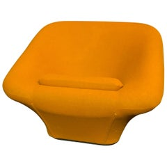 Artifort Classic Orange Nest Chair by Pierre Paulin