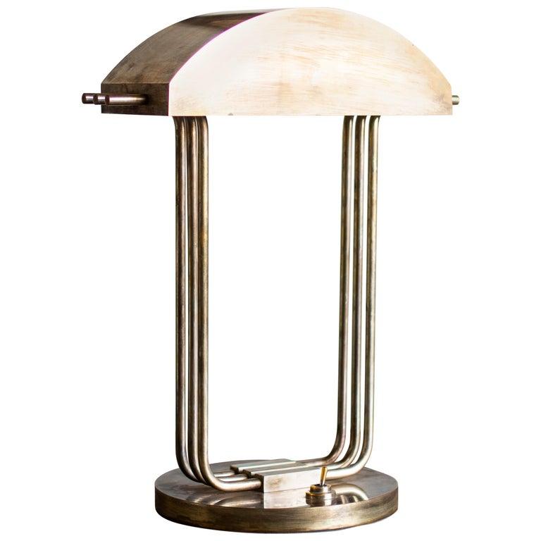 Inez 1 Light Medium Table Lamp In White With Black Fl Pattern Base Shade
