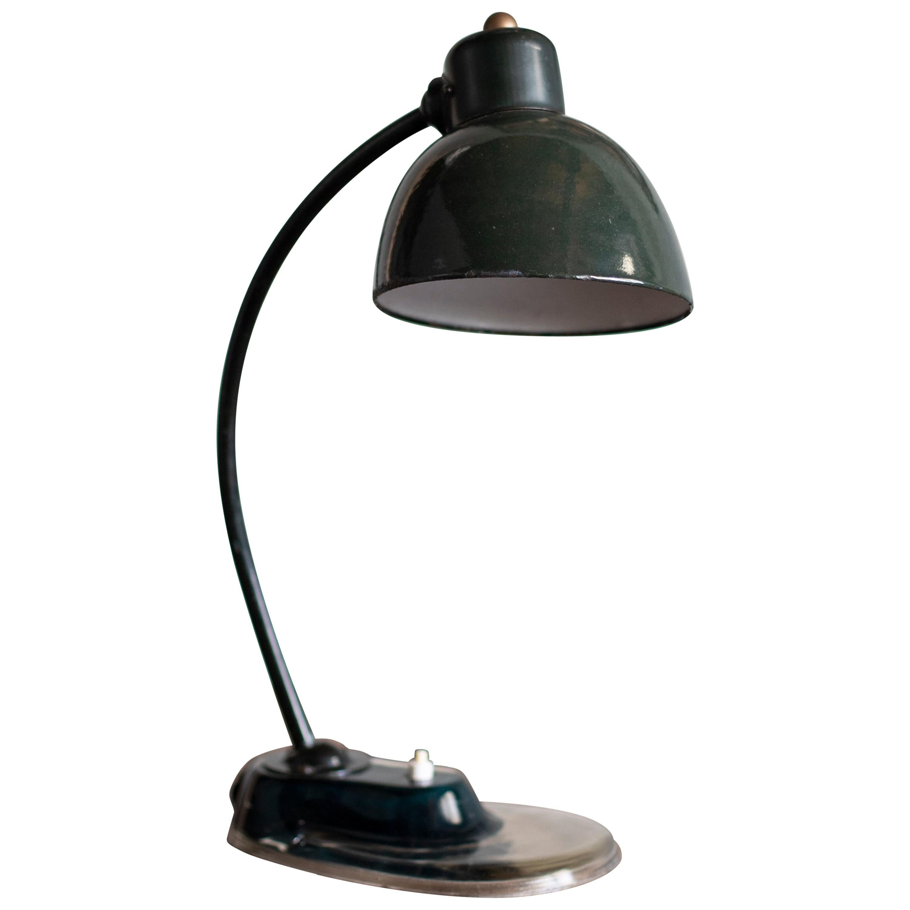 Kandem Desk Lamp by Marianne Brandt, 1930s