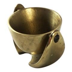 Carl Auböck Egg Cup, Austria, 1950s