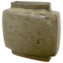 Pierre Culot Citroen Vase, circa 1970, Belgium