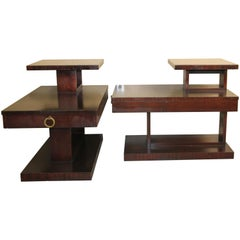 Lane Architectural Side Tables