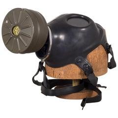 U.S. Military Gas Mask, circa 1970s