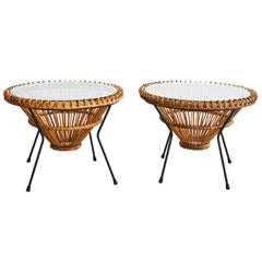Franco Albini End Tables