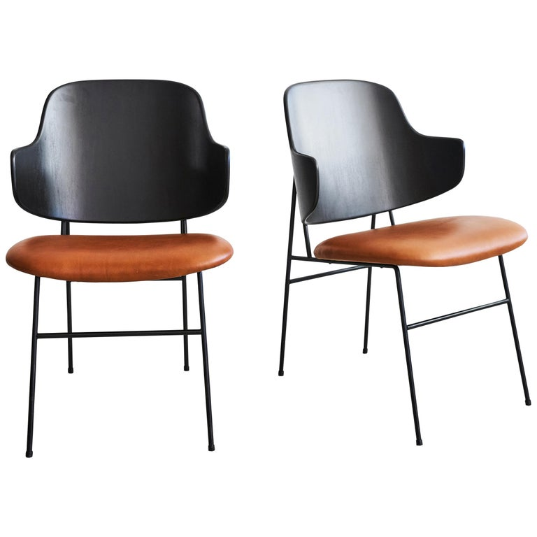 """Kofod Larson """"Penguin"""" Chairs For Sale"""